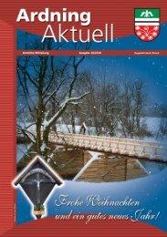 Winter 2010 - Ardning