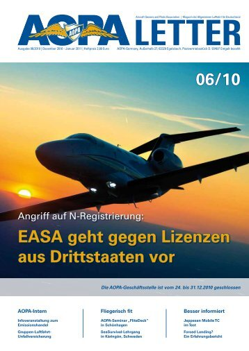 Download als PDF-Datei (2,82 MB) - AOPA - Germany