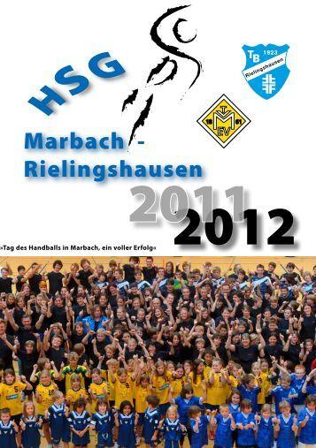 Tag des Handballs - HSG Marbach/Rielingshausen