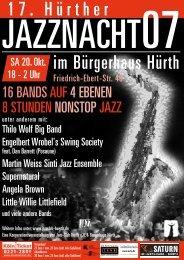 17. Hürther Jazz - Supernatural play Santana