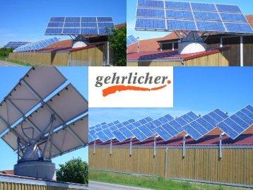 Präsentation - Solarfreunde Moosburg