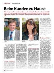 Unser Büro - Dr. Walter Kasslatter