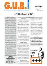 HCI Holland XXVI - FONDS professionell