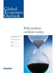 Policymakers confront reality - FONDS professionell