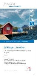 Wikinger Anleihe - FONDS professionell