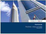 Dubai Marktstudie 2010 - FONDS professionell