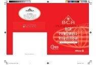 BCA FUNDWELL Roadshow - FONDS professionell