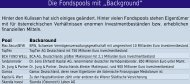 "Die Fondspools mit ""Background"" - FONDS professionell"