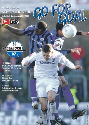 SCP - SC Freiburg 3:2 (1:1)