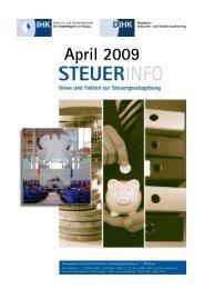 April 2009 - IHK Niederbayern