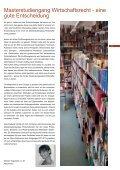 Wirtschaftsrecht - Rechtswissenschaftliche Fakultät - Universität zu ... - Seite 7