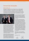 Jahresbericht 2011 - VOLKSBANK SELIGENSTADT EG - Page 3