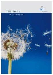 wind invest 4 - Fondsvermittlung24.de