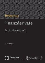 Finanzderivate - Zum Nomos-Shop