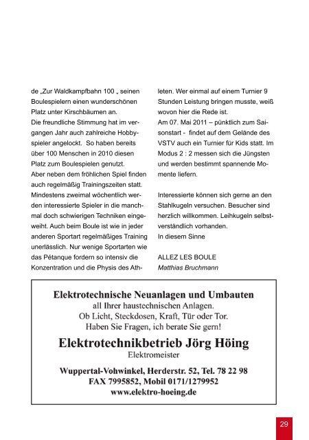 Basketball HipHop Karneval - Aufbau und Technik der ...
