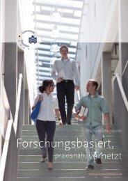 Forschungsbasiert, - Juristische Fakultät - Universität Potsdam