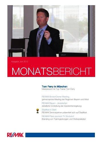 MONATSBERICHT - Onoffice