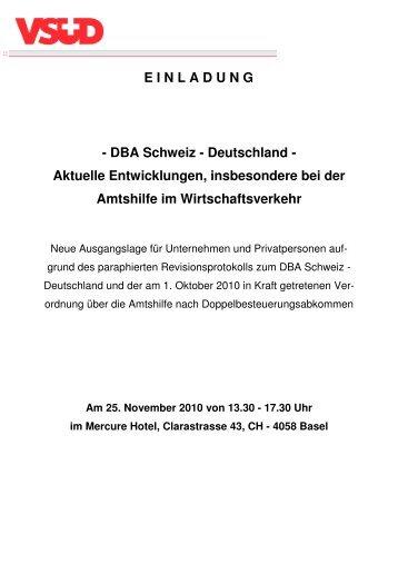 einladung mit anmeldetalon - schweizerischer bauernverband, Einladung