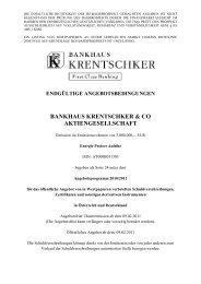 EAB Energie Protect Anleihe - Bankhaus Krentschker & Co ...