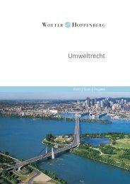 Umweltrecht - Wolter Hoppenberg