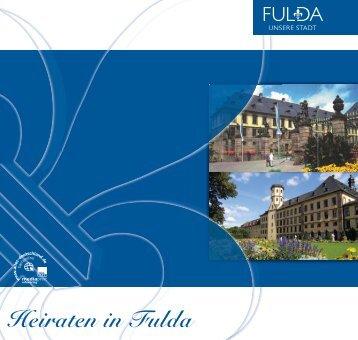 Heiraten in Fulda