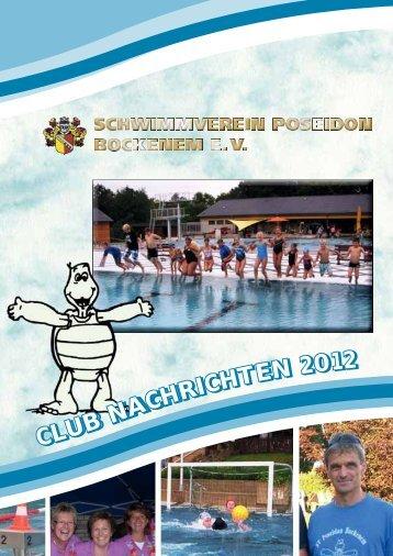 Club Nachrichten 2012 - SV Poseidon Bockenem e.V.