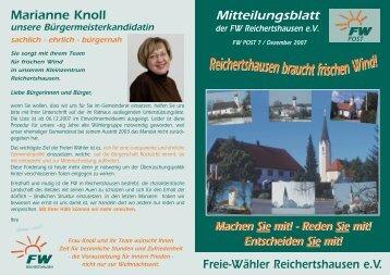 Unsere Kandidaten - Freie Wähler Bayern