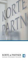 Wir sind eine interdisziplinäre Kanzlei in Reck - Korte & Partner
