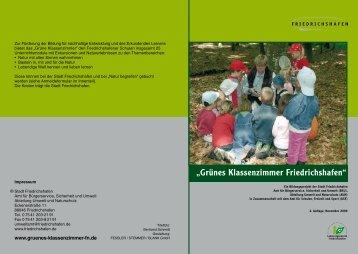 """""""Grünes Klassenzimmer Friedrichshafen"""""""