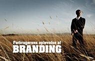 Forbrugerens oplevelse af - Wisler Reklame