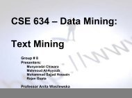 What is Text Mining? - Department of Computer Science
