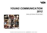 Handout Young Communcation 2012 inkl. aller Case Studies
