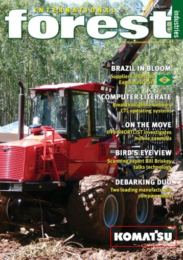 Issue 22 - June/July 2011 - International Forest Industries (IFI)