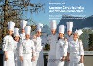 Luzerner Cercle ist heiss auf Nationalmannschaft - Hotel & Gastro ...