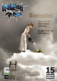 brennessel magazin November 2010
