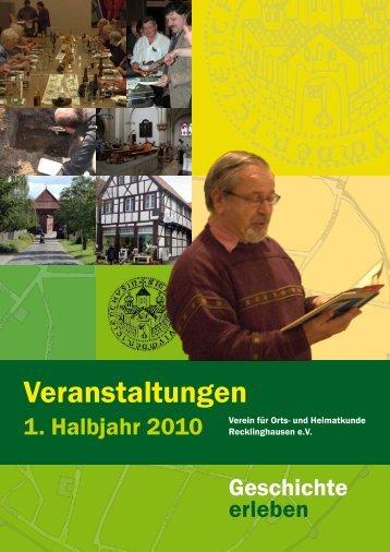 Veranstaltungen - Verein für Orts- und Heimatkunde ...