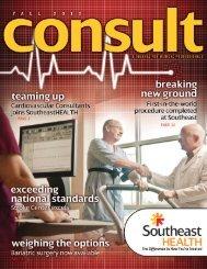 Reader Friendly PDF Version - SoutheastHEALTH