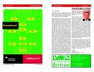 saison 2009/10 - Hallescher FC