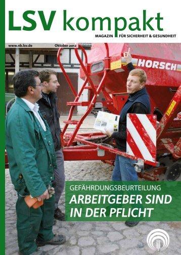LSV kompakt Oktober 2012 (Niedersachsen-Bremen)