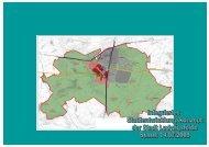 Integriertes Stadtentwicklungskonzept (INSEK) - Stadt Ludwigsfelde