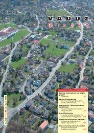 VADUZ Direkt NR. 32 / April 2003 INFORMATIONEN AUS DER ...