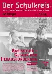 basisstufe - Schulkreis