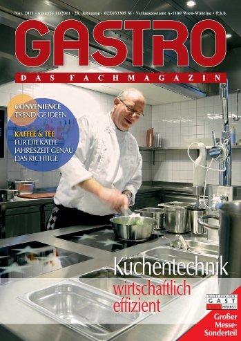 Profitechnik für die authentisch-mediterrane Küche