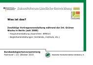 Bundesdelegiertenversammlung - Deutscher Forstunternehmer ...