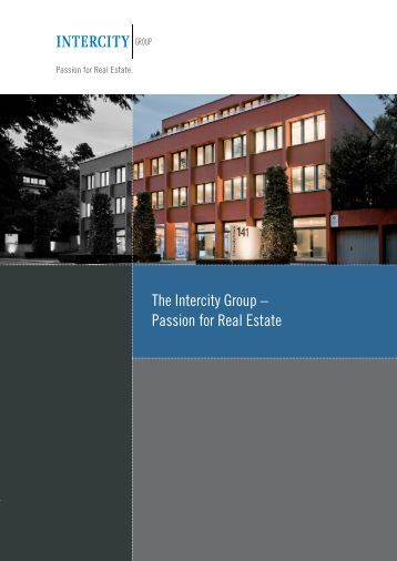 Passion for Real Estate - Intercity Group