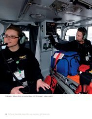 Critical Care in the Air - Frances Payne Bolton School of Nursing ...