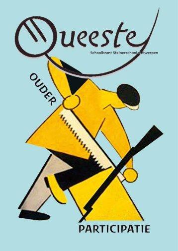 queeste ouderengagement 2011 - Steinerschool Antwerpen