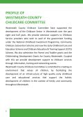 opening a childcare service - Westmeath County Childcare Committee - Page 6