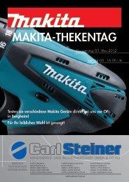 Makita_Aktion_Theken.. - Weyland GmbH
