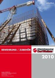 Bewehrung_Steiner_20.. - Weyland GmbH